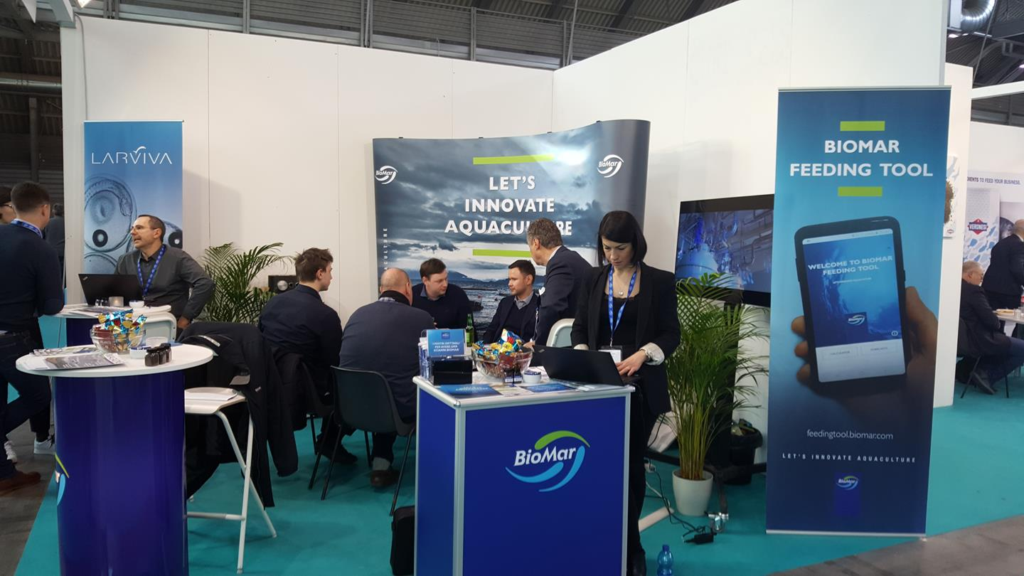 Ce salon International dédié à une production durable des produits de la mer  favorise les relations d'affaires et le networking entre professionnels.